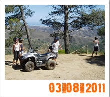 Quad Mountain Adventures Tour 03-08-2011