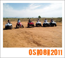 Quad Mountain Adventures Tour 05-08-2011