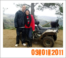 Quad Mountain Adventures Tour 09-01-2011