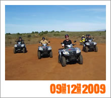 Quad Mountain Adventures Tour 09-12-2009