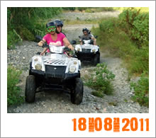 Quad Mountain Adventures Tour 18-08-2011