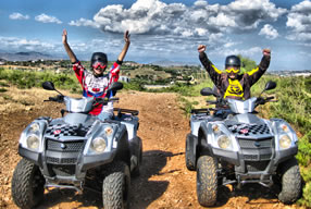 Quad Bike Tour Packages